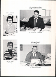 Page 9, 1971 Edition, Webster High School - Sylvacola Yearbook (Webster, WI) online yearbook collection