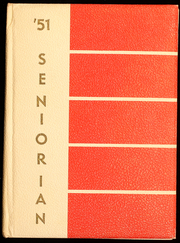 1951 Edition, Thorp High School - Seniorian Yearbook (Thorp, WI)