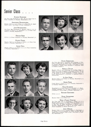 Page 15, 1952 Edition, Thorp High School - Seniorian Yearbook (Thorp, WI) online yearbook collection