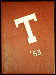 Page 1, 1953 Edition, Thorp High School - Seniorian Yearbook (Thorp, WI) online yearbook collection