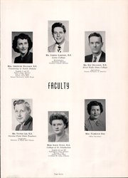 Page 11, 1953 Edition, Thorp High School - Seniorian Yearbook (Thorp, WI) online yearbook collection