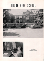 Page 6, 1953 Edition, Thorp High School - Seniorian Yearbook (Thorp, WI) online yearbook collection