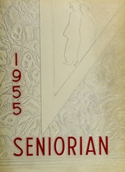 1955 Edition, Thorp High School - Seniorian Yearbook (Thorp, WI)