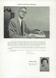 Page 12, 1956 Edition, Thorp High School - Seniorian Yearbook (Thorp, WI) online yearbook collection