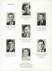Page 14, 1956 Edition, Thorp High School - Seniorian Yearbook (Thorp, WI) online yearbook collection