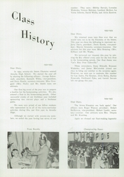 Page 12, 1956 Edition, Arcadia High School - Raider Yearbook (Arcadia, WI) online yearbook collection