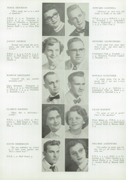 Page 16, 1956 Edition, Arcadia High School - Raider Yearbook (Arcadia, WI) online yearbook collection