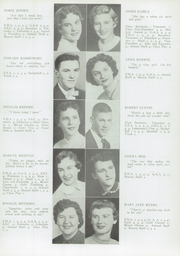 Page 17, 1956 Edition, Arcadia High School - Raider Yearbook (Arcadia, WI) online yearbook collection