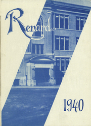 Page 1, 1940 Edition, St Mary Central High School - Renard Yearbook (Menasha, WI) online yearbook collection
