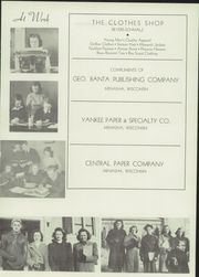 Page 101, 1940 Edition, St Mary Central High School - Renard Yearbook (Menasha, WI) online yearbook collection