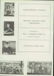 Page 103, 1940 Edition, St Mary Central High School - Renard Yearbook (Menasha, WI) online yearbook collection