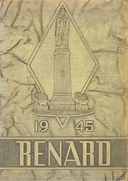 1945 Edition, St Mary Central High School - Renard Yearbook (Menasha, WI)