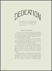 Page 10, 1945 Edition, St Mary Central High School - Renard Yearbook (Menasha, WI) online yearbook collection