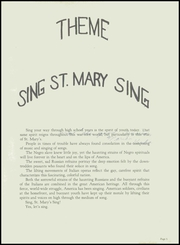 Page 9, 1945 Edition, St Mary Central High School - Renard Yearbook (Menasha, WI) online yearbook collection