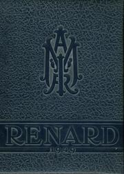 Page 1, 1949 Edition, St Mary Central High School - Renard Yearbook (Menasha, WI) online yearbook collection