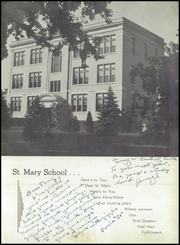 Page 7, 1949 Edition, St Mary Central High School - Renard Yearbook (Menasha, WI) online yearbook collection