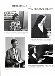 Page 10, 1966 Edition, St Mary Central High School - Renard Yearbook (Menasha, WI) online yearbook collection