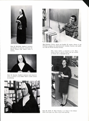 Page 15, 1966 Edition, St Mary Central High School - Renard Yearbook (Menasha, WI) online yearbook collection