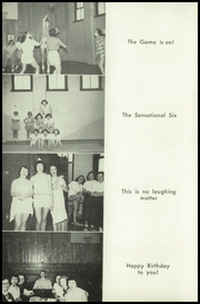 Page 74, 1953 Edition, Waterloo High School - Wathilo Yearbook (Waterloo, WI) online yearbook collection