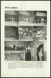 Page 76, 1953 Edition, Waterloo High School - Wathilo Yearbook (Waterloo, WI) online yearbook collection