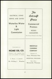 Page 89, 1953 Edition, Waterloo High School - Wathilo Yearbook (Waterloo, WI) online yearbook collection