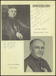 Page 11, 1952 Edition, St Johns Cathedral High School - Eagle Yearbook (Milwaukee, WI) online yearbook collection