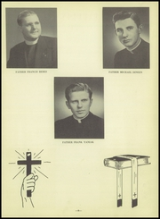 Page 13, 1952 Edition, St Johns Cathedral High School - Eagle Yearbook (Milwaukee, WI) online yearbook collection