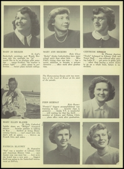 Page 17, 1952 Edition, St Johns Cathedral High School - Eagle Yearbook (Milwaukee, WI) online yearbook collection