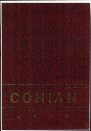 1940 Edition, Colfax High School - Cohian Yearbook (Colfax, WI)