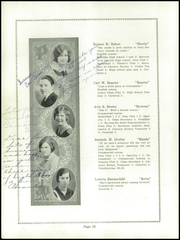 Page 16, 1930 Edition, Pittsville High School - Ho Ang Ho Yearbook (Pittsville, WI) online yearbook collection