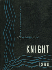 Page 1, 1960 Edition, Campion Jesuit High School - Knight Yearbook (Prairie du Chien, WI) online yearbook collection