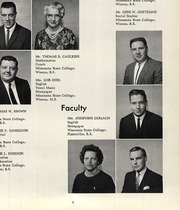 Page 11, 1964 Edition, Cochrane Fountain City High School - Pirateer Yearbook (Fountain City, WI) online yearbook collection