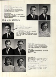 Page 11, 1965 Edition, Cochrane Fountain City High School - Pirateer Yearbook (Fountain City, WI) online yearbook collection