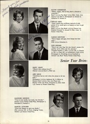 Page 16, 1965 Edition, Cochrane Fountain City High School - Pirateer Yearbook (Fountain City, WI) online yearbook collection