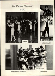 Page 6, 1965 Edition, Cochrane Fountain City High School - Pirateer Yearbook (Fountain City, WI) online yearbook collection