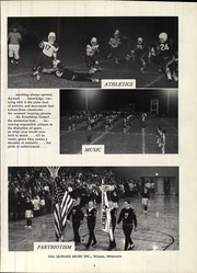 Page 7, 1965 Edition, Cochrane Fountain City High School - Pirateer Yearbook (Fountain City, WI) online yearbook collection