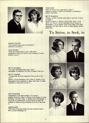 Page 12, 1966 Edition, Cochrane Fountain City High School - Pirateer Yearbook (Fountain City, WI) online yearbook collection