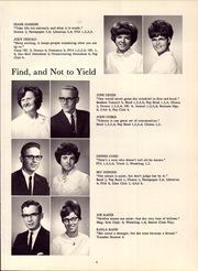 Page 13, 1966 Edition, Cochrane Fountain City High School - Pirateer Yearbook (Fountain City, WI) online yearbook collection