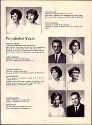 Page 15, 1966 Edition, Cochrane Fountain City High School - Pirateer Yearbook (Fountain City, WI) online yearbook collection