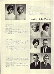 Page 16, 1966 Edition, Cochrane Fountain City High School - Pirateer Yearbook (Fountain City, WI) online yearbook collection