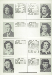 Page 10, 1946 Edition, Cornell High School - Reflector Yearbook (Cornell, WI) online yearbook collection