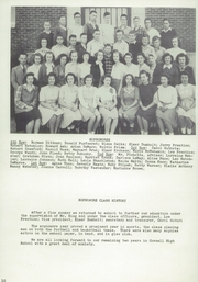 Page 14, 1946 Edition, Cornell High School - Reflector Yearbook (Cornell, WI) online yearbook collection