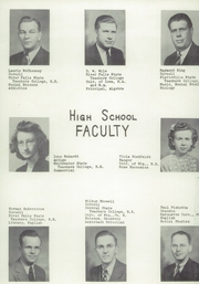 Page 16, 1946 Edition, Cornell High School - Reflector Yearbook (Cornell, WI) online yearbook collection