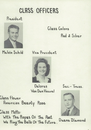 Page 7, 1946 Edition, Cornell High School - Reflector Yearbook (Cornell, WI) online yearbook collection