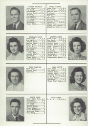 Page 8, 1946 Edition, Cornell High School - Reflector Yearbook (Cornell, WI) online yearbook collection