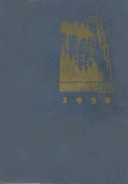 1930 Edition, Gibraltar High School - Viking Yearbook (Fish Creek, WI)