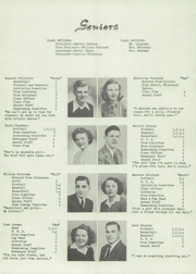 Page 11, 1947 Edition, Gibraltar High School - Viking Yearbook (Fish Creek, WI) online yearbook collection