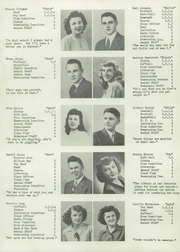 Page 12, 1947 Edition, Gibraltar High School - Viking Yearbook (Fish Creek, WI) online yearbook collection