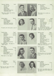 Page 13, 1947 Edition, Gibraltar High School - Viking Yearbook (Fish Creek, WI) online yearbook collection