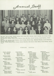 Page 16, 1947 Edition, Gibraltar High School - Viking Yearbook (Fish Creek, WI) online yearbook collection